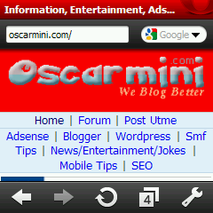 customize mobilepress css