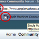 How to change SMF default favicon