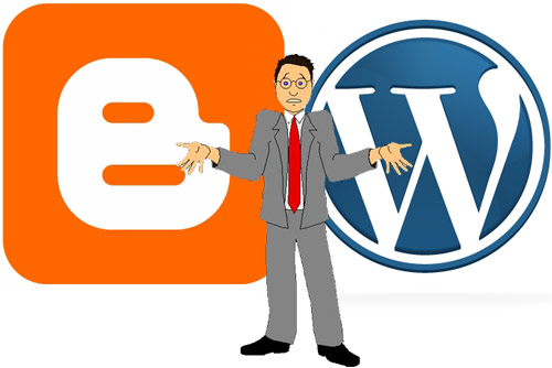 wordpress vs blogger, which is better