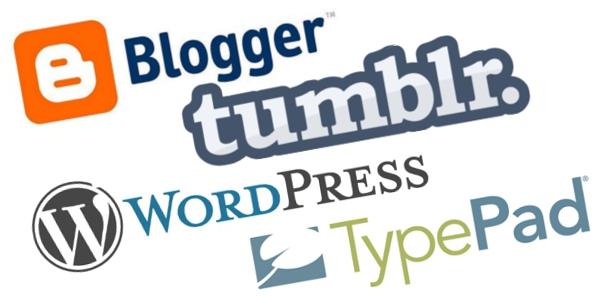 five best blogging platforms