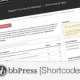 bbPress Shortcodes You Must Know