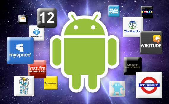 the best ten android applications