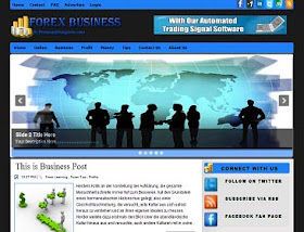 Forex business blogger template cheaphphosting Images