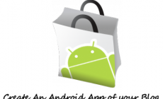 How to create an Android App for your blog without any programming knowledge
