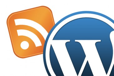 displaying an external rss feed on wordpress