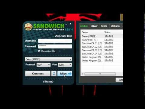 sandwich vpn
