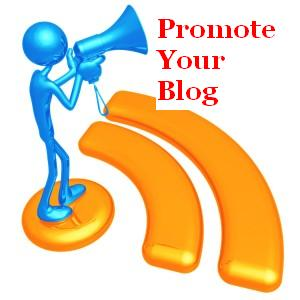 ways and places to promote my blog for free