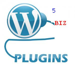 5 business website plugins