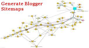 generating an awesome sitemap for blogger