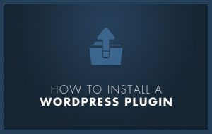 simple guide on how to install a wordpress plugin