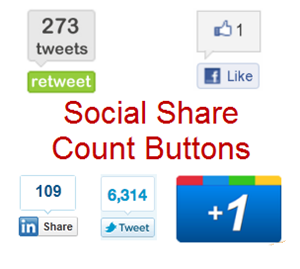 how to add share buttons to smf