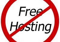 5 Reasons You Should Not Use A Free WebHost For Your Blog/Website