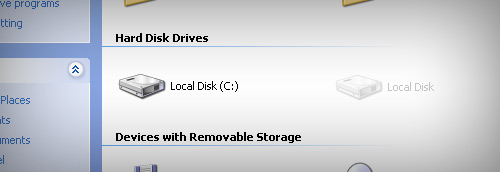 How To Hide A hard Disk Drive In Windows