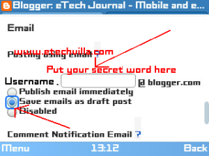 How To Add Image To Your Blogger Blog Post With Mobile