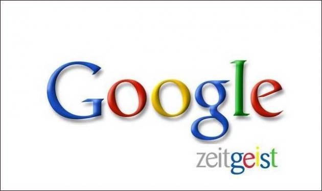 google zeitgeist trends for 2013