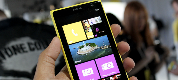 nokia lumia 520 has the lions share in windows phone market