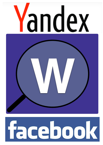 facebook partners with yandex