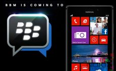 BBM Coming Soon On Nokia Android and Lumia Windows Phones