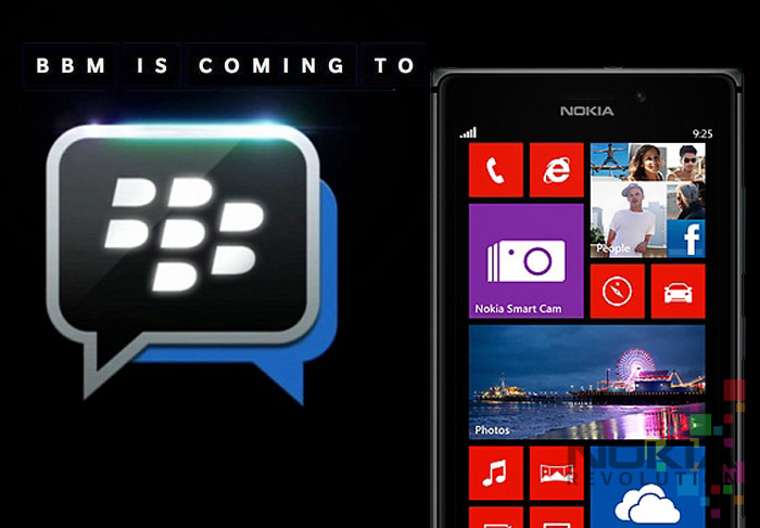 bbm coming soon for windows phone