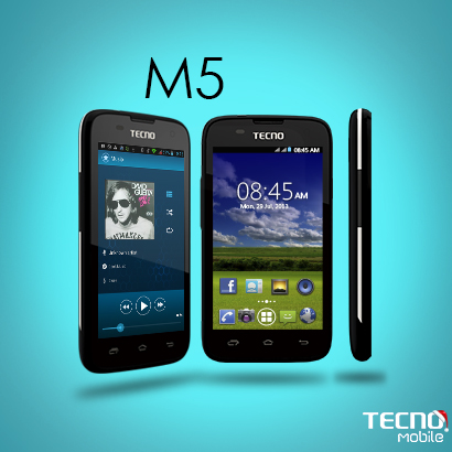 Tecno M5 Full specs and features review