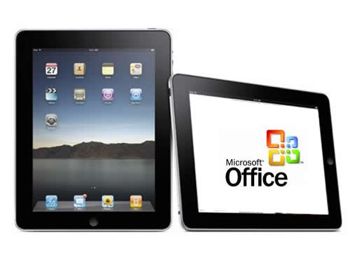 microsoft office now available for ipads