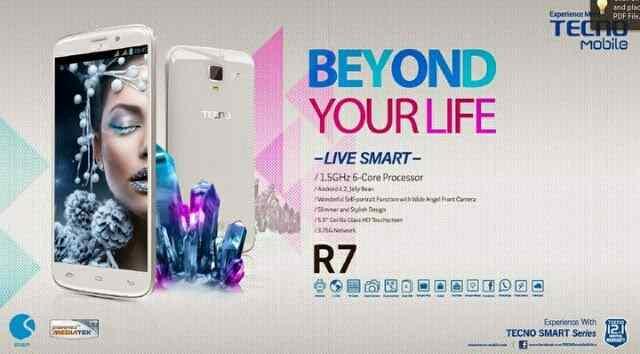 tecno R7 full review