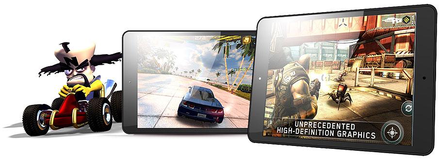 spark sp tablet display
