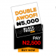 Jumia Anounces Black Friday Double Awoof Deals
