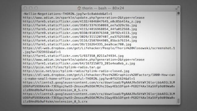 mac download log