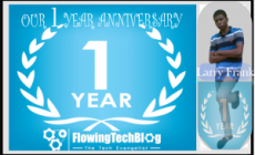Happy First Anniversary – techribs is 1