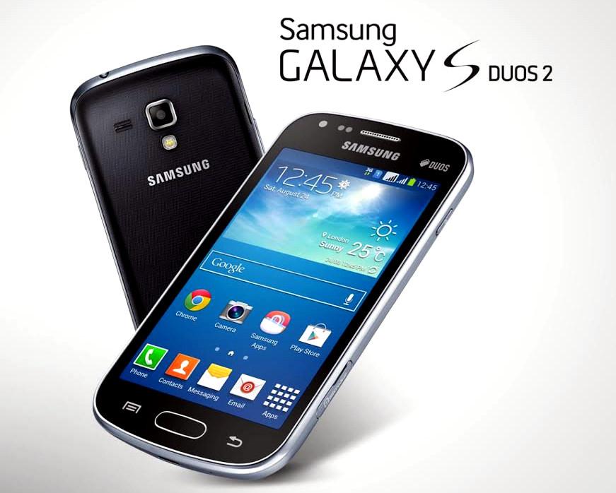 Samsung Galaxy S Dous 2
