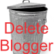 How To Delete a Blog From Your Blogger Dashboard
