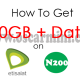 How to Get 10GB Data With N200 Only on Etisalat