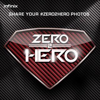 Share your @Zero2Hero Photo