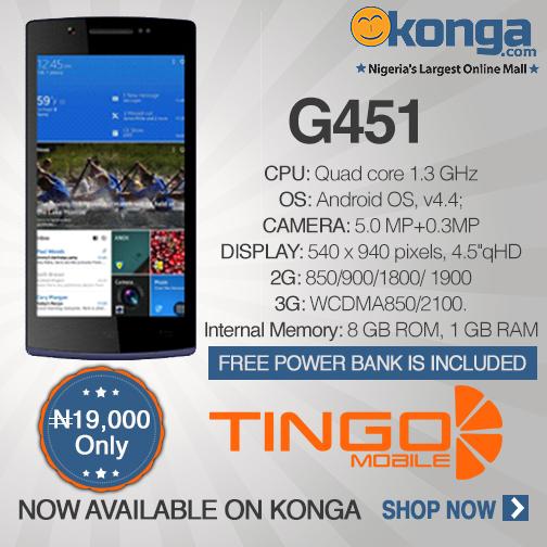 Tingo G451
