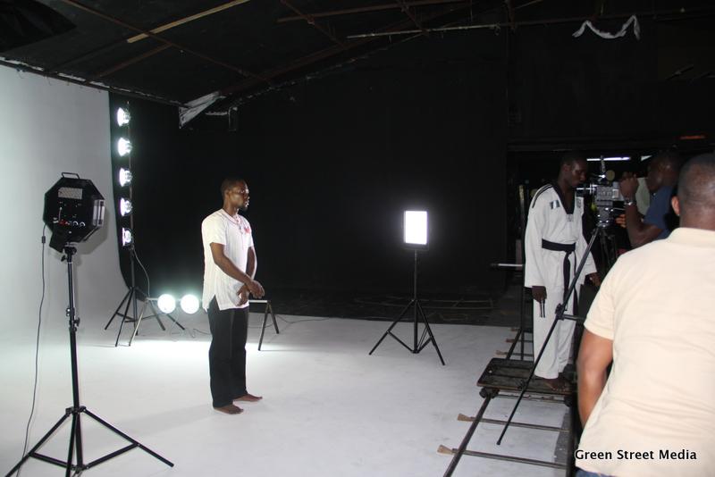 #TheNextHero Video Shoot