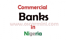 List Of Commercial Banks In Nigeria