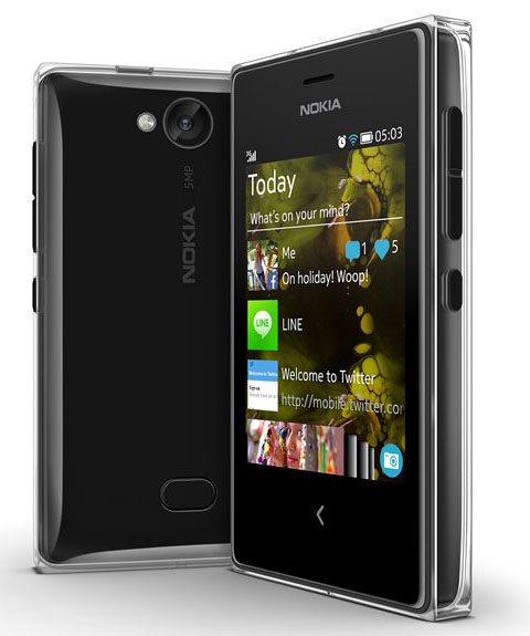 Nokia Asha 503 price in Nigeria