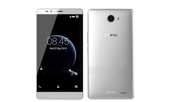 Infinix Hot Note 2 Big 6