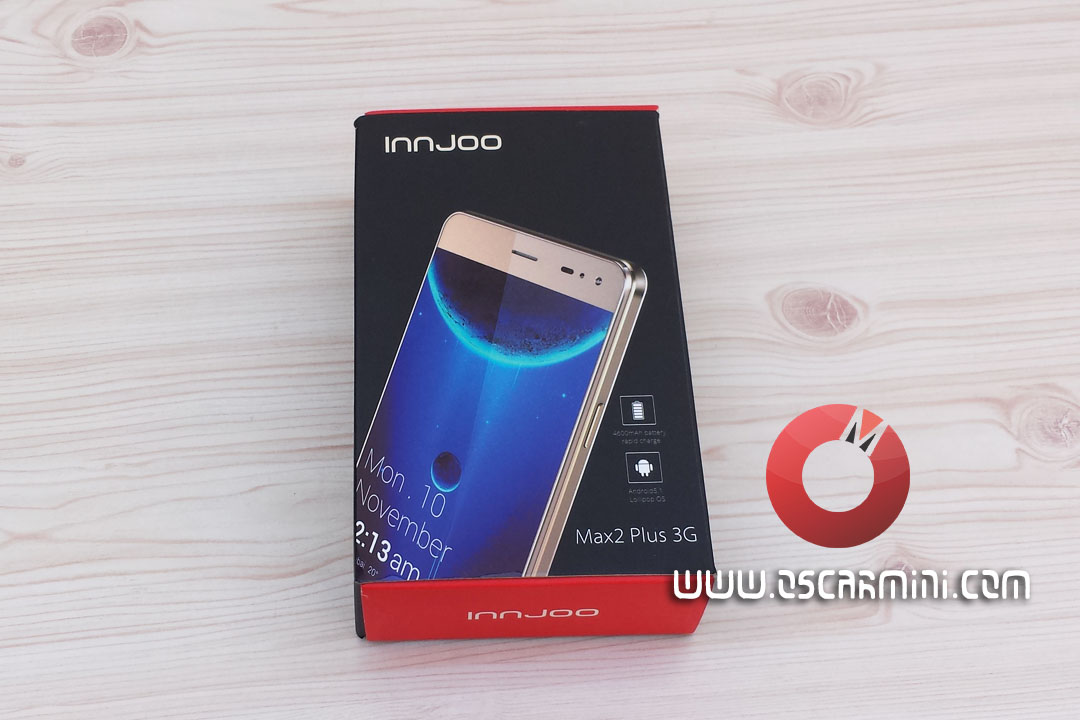 Innjoo max 2 plus pack