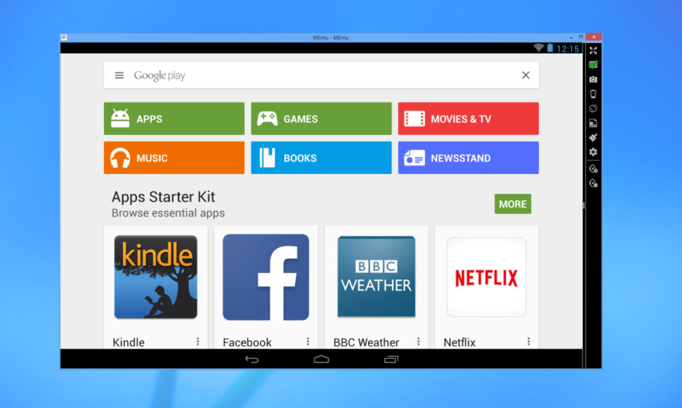 How To Run Android on PC - Best Android Emulator Memu