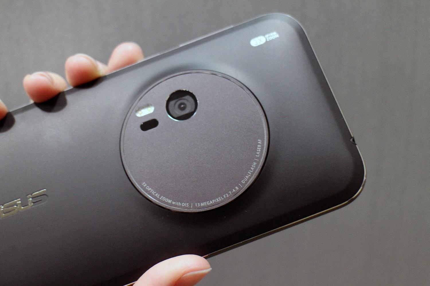 The Asus ZenFone Zoom - A total Camera replacement