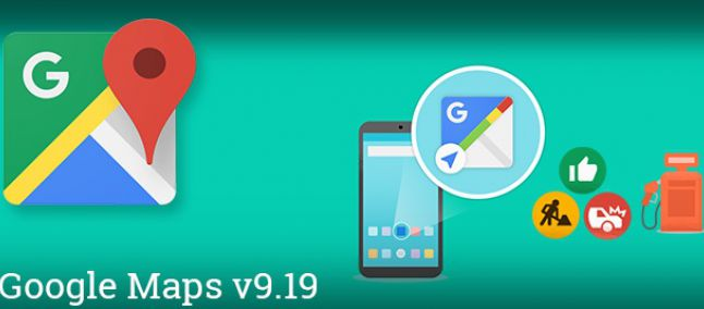 Google Maps 9.19 update can predict your destination