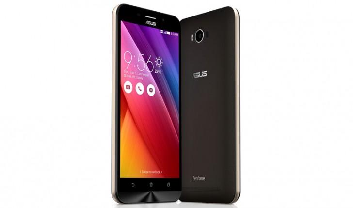 Asus Zenphone Max with 5000mah battery
