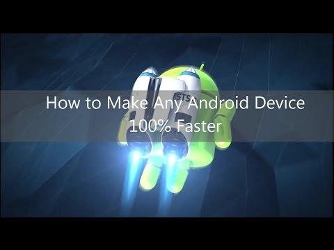 Make your Android Faster