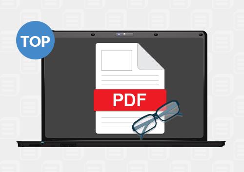 Top % PDF Readers