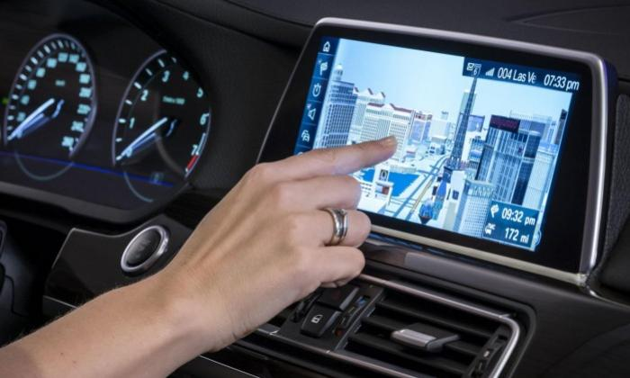 Android Apps on BMW iDrive