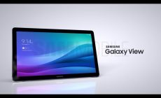 Samsung Galaxy View Tablet with Massive 18.4 inch Screen Now Available for Pre-Order