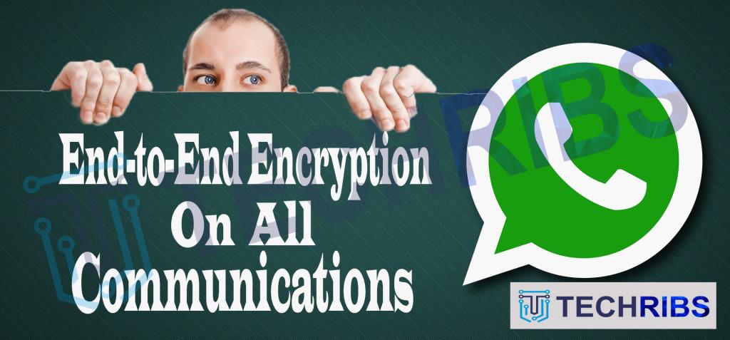 Whatsapp End-to-End Encryption