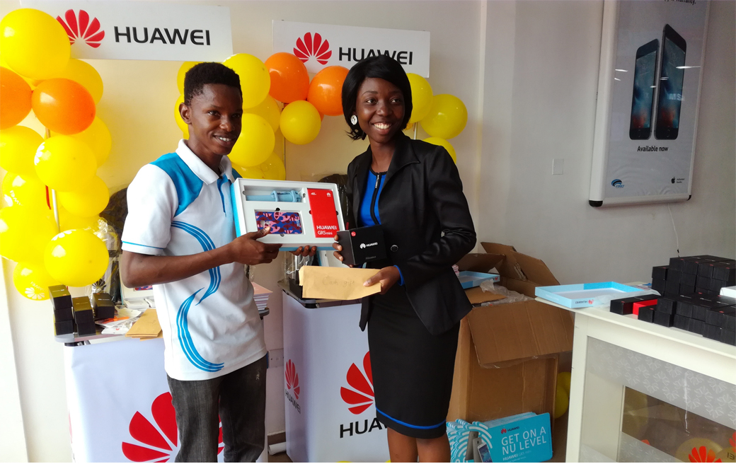 HUAWEI AND FINET